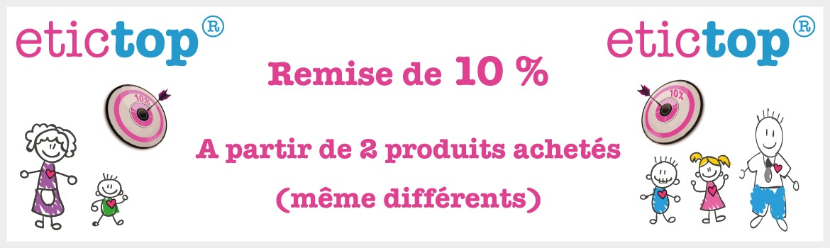 Application remise 10%